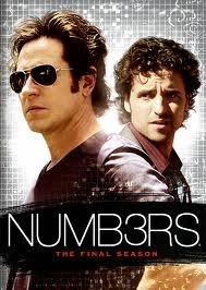 NUMBERS ( 6º TEMPORADA) - Poster / Capa / Cartaz - Oficial 1