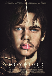 Boyhood: Da Infância à Juventude - Poster / Capa / Cartaz - Oficial 2