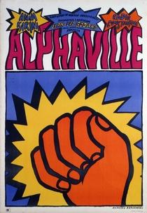 Alphaville - Poster / Capa / Cartaz - Oficial 9