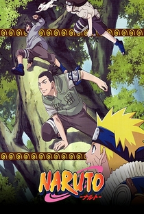 Naruto (7ª Temporada) - Poster / Capa / Cartaz - Oficial 4
