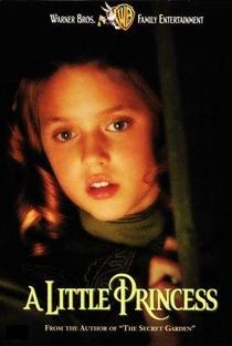 A Princesinha - Poster / Capa / Cartaz - Oficial 1