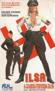 Ilsa - A Guardiã Perversa da SS - Poster / Capa / Cartaz - Oficial 2