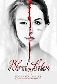 Academia de Vampiros: O Beijo das Sombras - Poster / Capa / Cartaz - Oficial 4