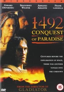 1492 - A Conquista do Paraíso - Poster / Capa / Cartaz - Oficial 7