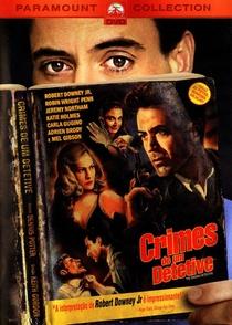 Crimes de um Detetive - Poster / Capa / Cartaz - Oficial 2