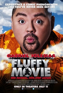 The Fluffy Movie - Poster / Capa / Cartaz - Oficial 1