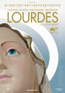 Lourdes - Poster / Capa / Cartaz - Oficial 1