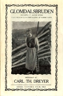 A Noiva de Glomdal - Poster / Capa / Cartaz - Oficial 1