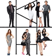 Keeping Up With the Kardashians (7ª temporada) - Poster / Capa / Cartaz - Oficial 2