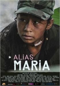 Alias María - Poster / Capa / Cartaz - Oficial 1