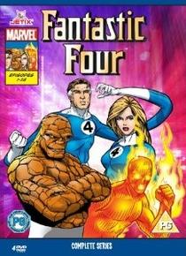 Quarteto Fantástico: A Série Animada (2ª Temporada) - Poster / Capa / Cartaz - Oficial 1