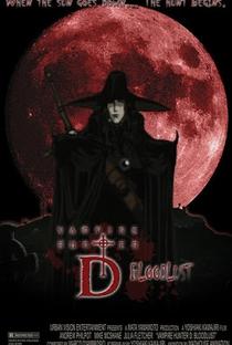 Vampire Hunter D: Bloodlust - Poster / Capa / Cartaz - Oficial 8