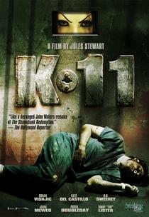 K-11 - Poster / Capa / Cartaz - Oficial 1