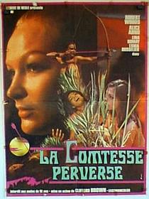 La Comtesse perverse - Poster / Capa / Cartaz - Oficial 4