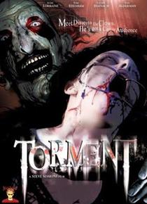 Torment - Poster / Capa / Cartaz - Oficial 1