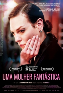 Uma Mulher Fantástica - Poster / Capa / Cartaz - Oficial 3