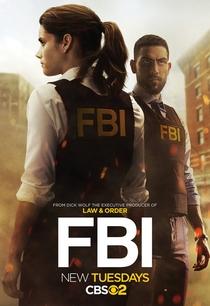 FBI (1ª Temporada) - Poster / Capa / Cartaz - Oficial 1