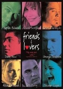 Amigos e Amantes - Poster / Capa / Cartaz - Oficial 1