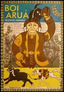 Boi Aruá - Poster / Capa / Cartaz - Oficial 1