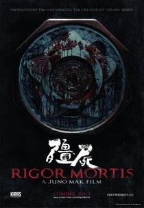 Rigor Mortis - Poster / Capa / Cartaz - Oficial 3
