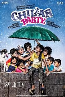 Chillar Party - Poster / Capa / Cartaz - Oficial 1
