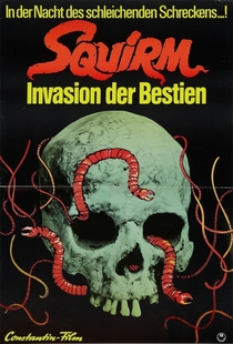 A Noite do Terror Rastejante - Poster / Capa / Cartaz - Oficial 9