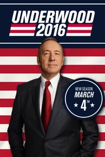 House of Cards (4ª Temporada) - Poster / Capa / Cartaz - Oficial 2