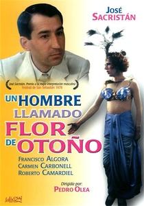Um Homem Chamado Flor de Outono - Poster / Capa / Cartaz - Oficial 3