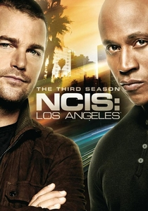 NCIS: Los Angeles (3ª Temporada) - Poster / Capa / Cartaz - Oficial 1