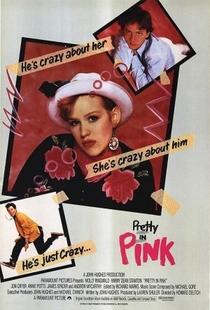A Garota de Rosa-Shocking - Poster / Capa / Cartaz - Oficial 4