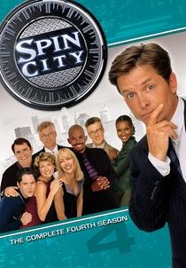 Spin City (4ª Temporada) - Poster / Capa / Cartaz - Oficial 1