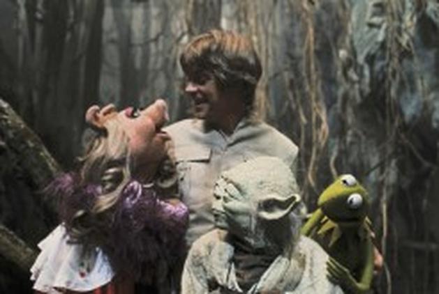 Quando Star Wars encontrou-se com os Muppets