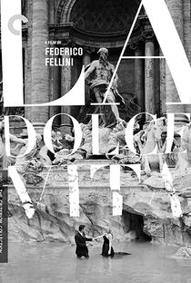 A Doce Vida - Poster / Capa / Cartaz - Oficial 1
