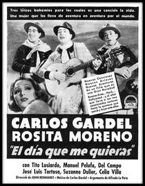 No Dia que Me Queiras - Poster / Capa / Cartaz - Oficial 1