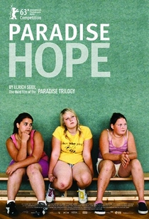 Paraíso: Esperança - Poster / Capa / Cartaz - Oficial 3