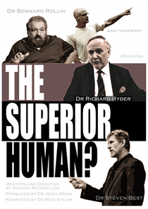 The Superior Human? - Poster / Capa / Cartaz - Oficial 1