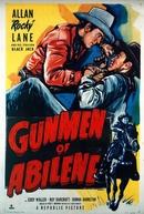 A Cobiça do Ouro (Gunmen of Abilene)