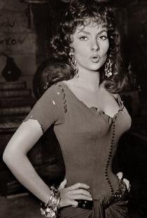 Gina Lollobrigida - Poster / Capa / Cartaz - Oficial 4