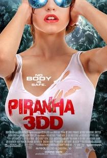 Piranha 2 - Poster / Capa / Cartaz - Oficial 2