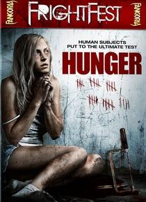 Hunger - Poster / Capa / Cartaz - Oficial 2