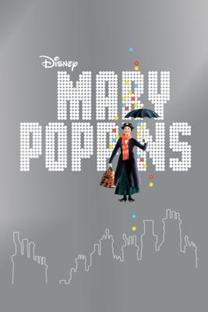 Mary Poppins - Poster / Capa / Cartaz - Oficial 10