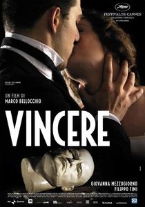 Vincere - Poster / Capa / Cartaz - Oficial 1