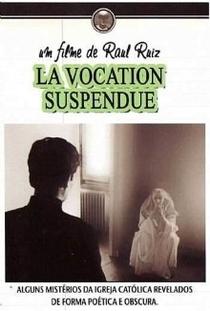 A Vocação Suspensa - Poster / Capa / Cartaz - Oficial 1