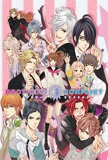 Brothers Conflict - Poster / Capa / Cartaz - Oficial 1