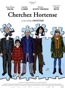 Cherchez Hortense - Poster / Capa / Cartaz - Oficial 1