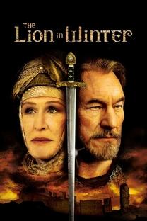 O Leão no Inverno - Poster / Capa / Cartaz - Oficial 3