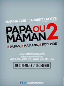 Relacionamento à Francesa 2 - Poster / Capa / Cartaz - Oficial 1
