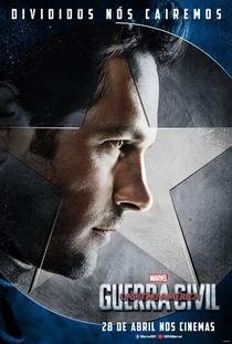 Capitão América: Guerra Civil - Poster / Capa / Cartaz - Oficial 14