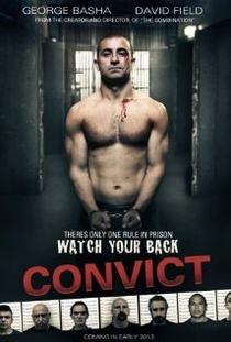 Convict - Poster / Capa / Cartaz - Oficial 1