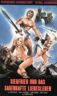 A Incrível Espada do Bárbaro - Poster / Capa / Cartaz - Oficial 1